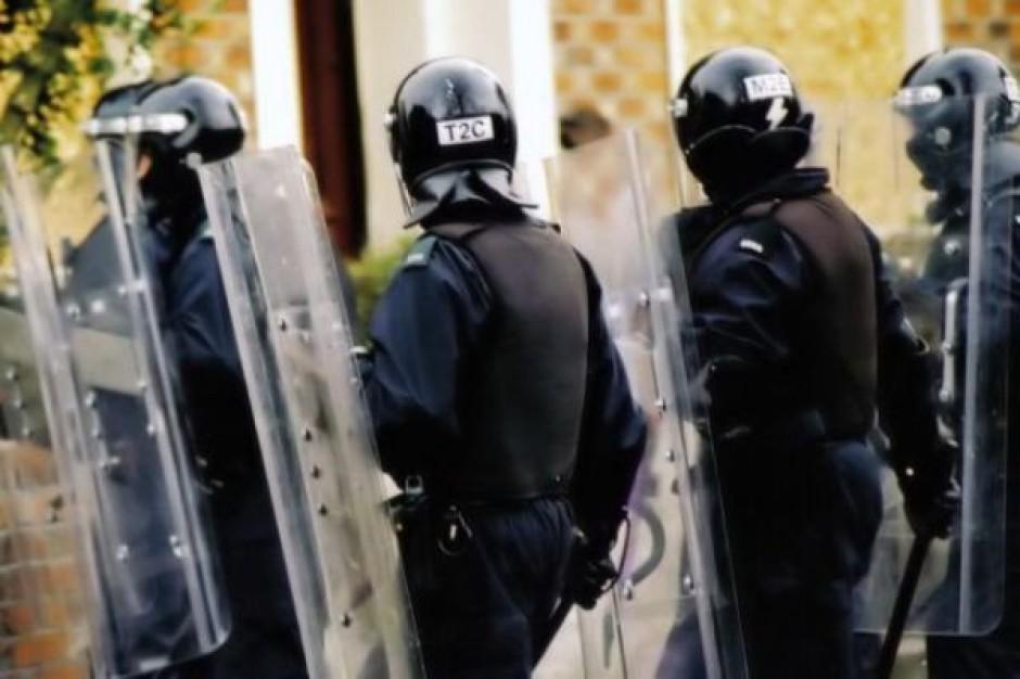 Będzie więcej policjantów, ale dopiero w przyszłym roku
