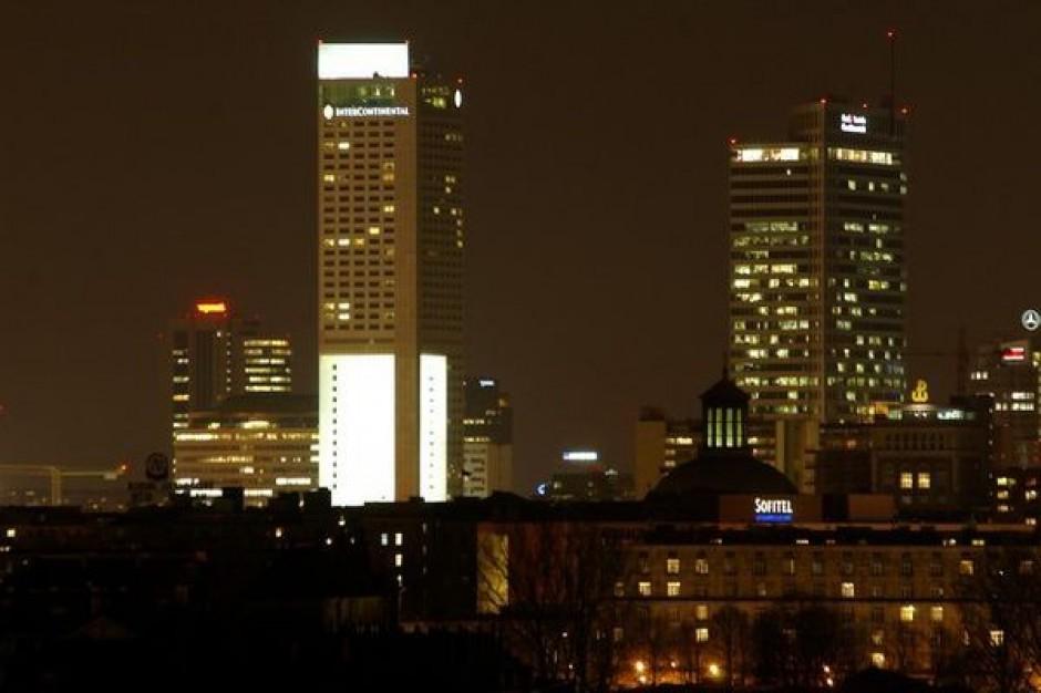 Lata świetlne przed warszawskim city