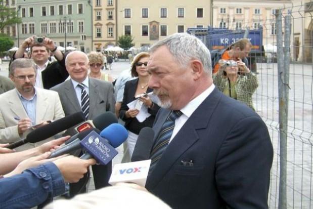Majchrowski woli być prezydentem Krakowa niż Polski. Odmówił SLD.