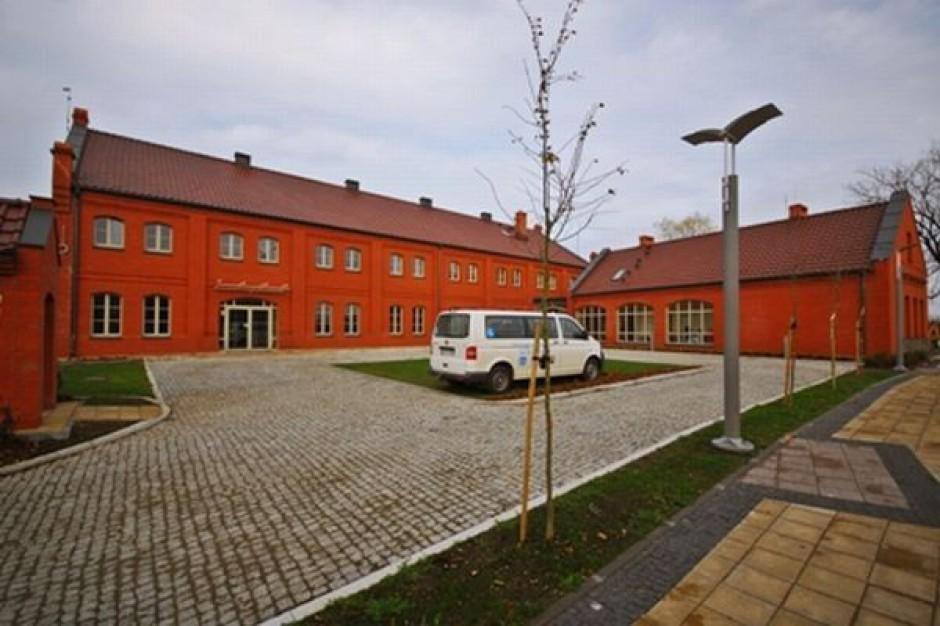 Ośrodek wychowawczy w zrewitalizowanej wozowni
