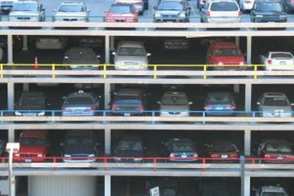 W Krakowie otwarto publiczny podziemny parking