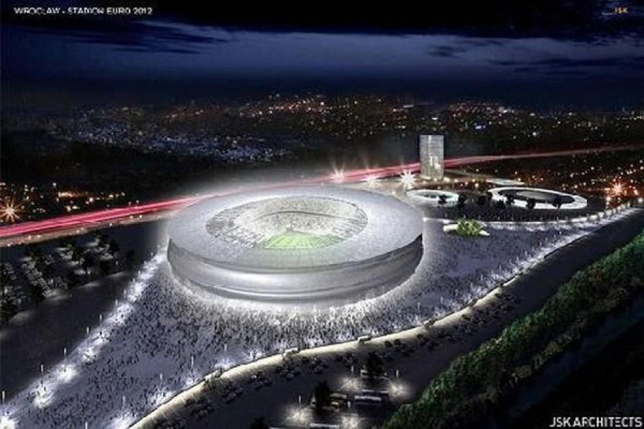 Wrocław 2012 przejmuje plac budowy stadionu