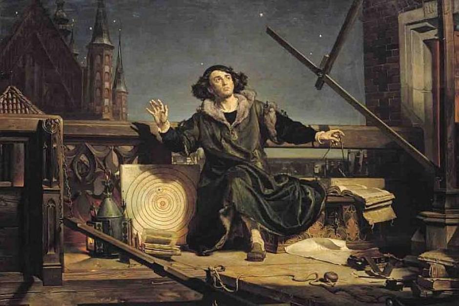 Kopernik wraca do Torunia