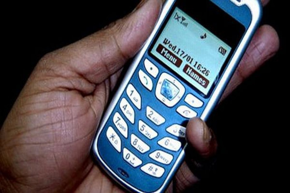 SMS-owy system wczesnego ostrzegania