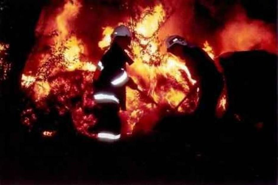 Mniej pożarów, więcej fałszywych alarmów
