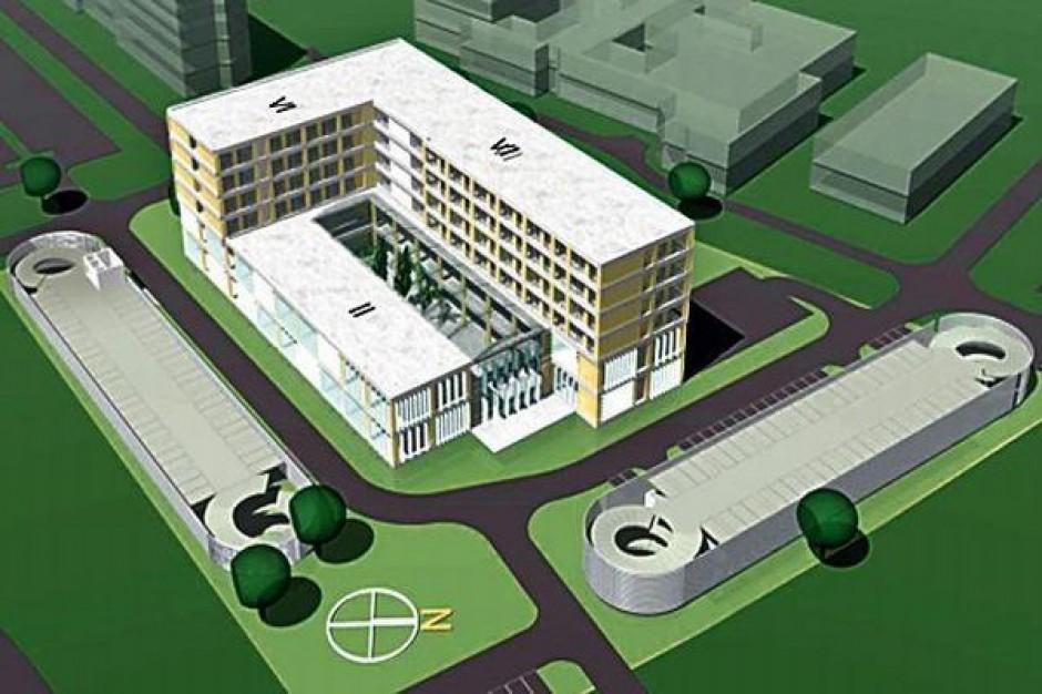 Bliżej budowy pokaźnego Szpitala Południowego
