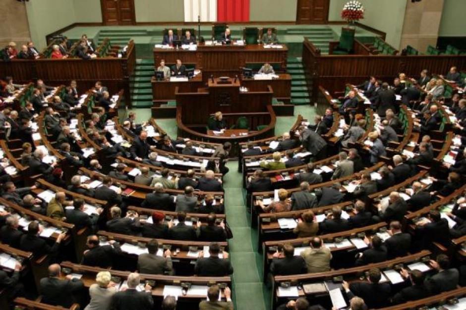 Sejm uczcił święto samorządu