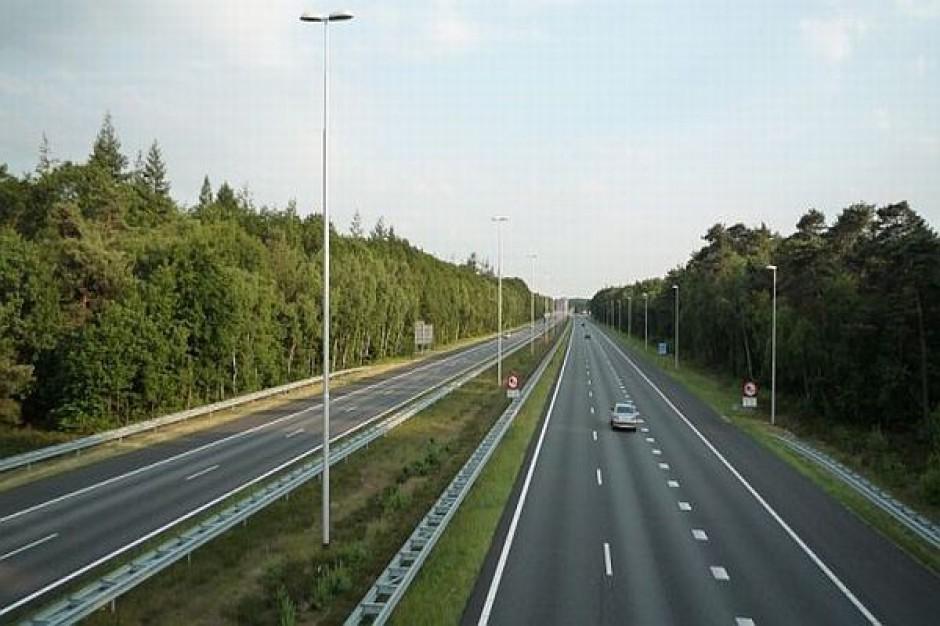 Zamieszanie z nazwami zjazdów z autostrad