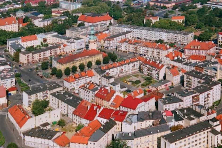 103 miliony na modernizację miast