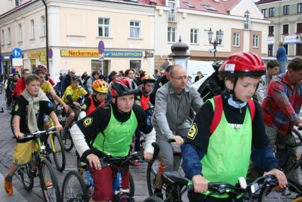 Miasto zaprasza na rower