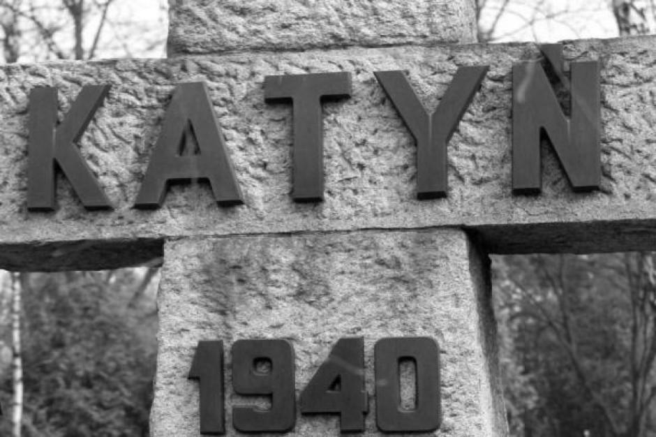 Obchody dnia pamięci zbrodni katyńskiej