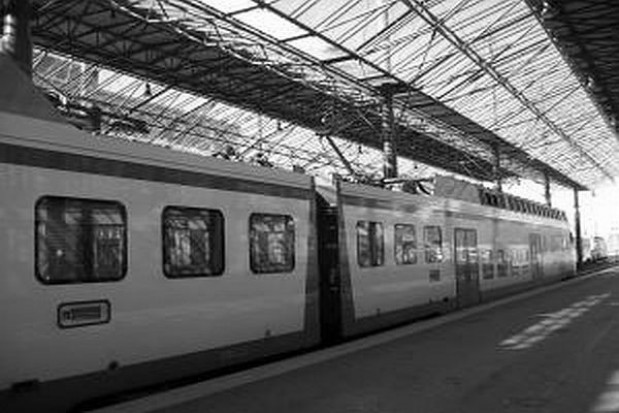 Zrzutka pasażerów na PKP