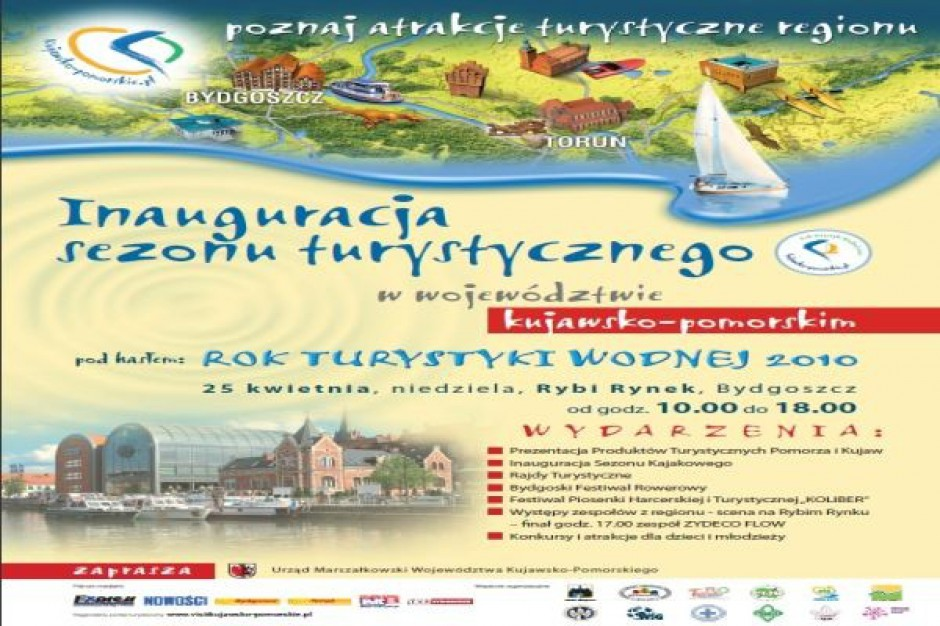 Inauguracja sezonu turystycznego