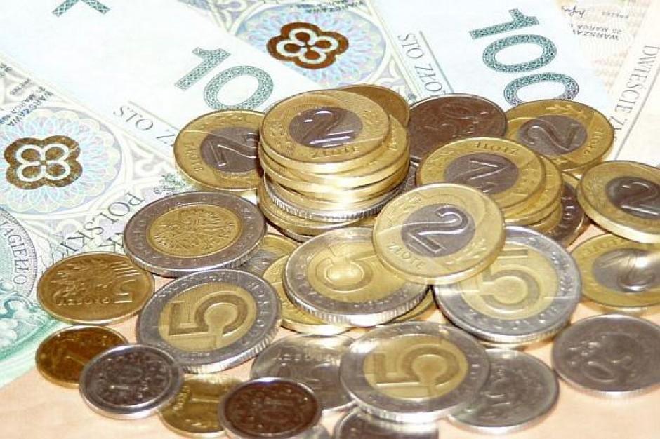 Mazowsze ma kłopot z wydawaniem pieniędzy