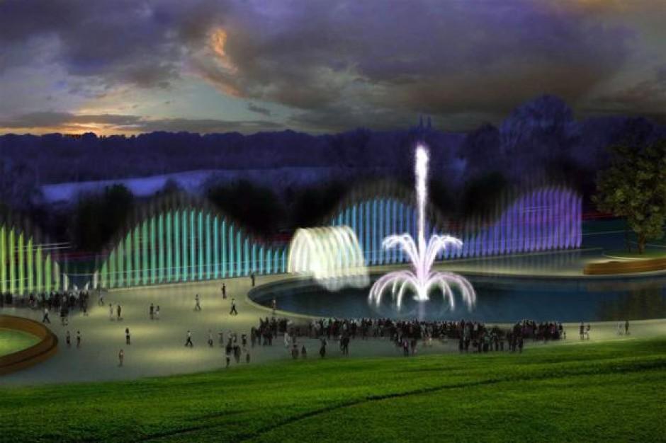 Na Podzamczu zagrają fontanny