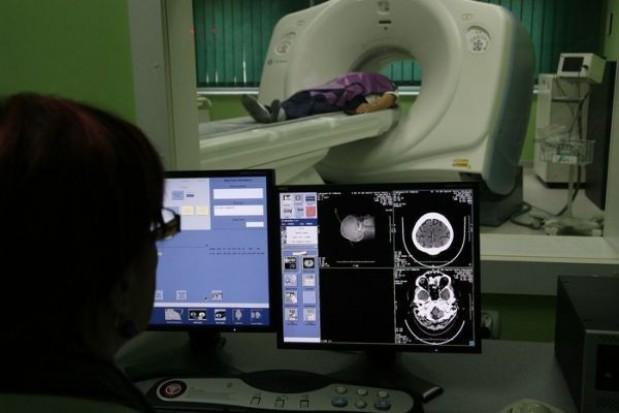 Tomograf we włocławskim szpitalu