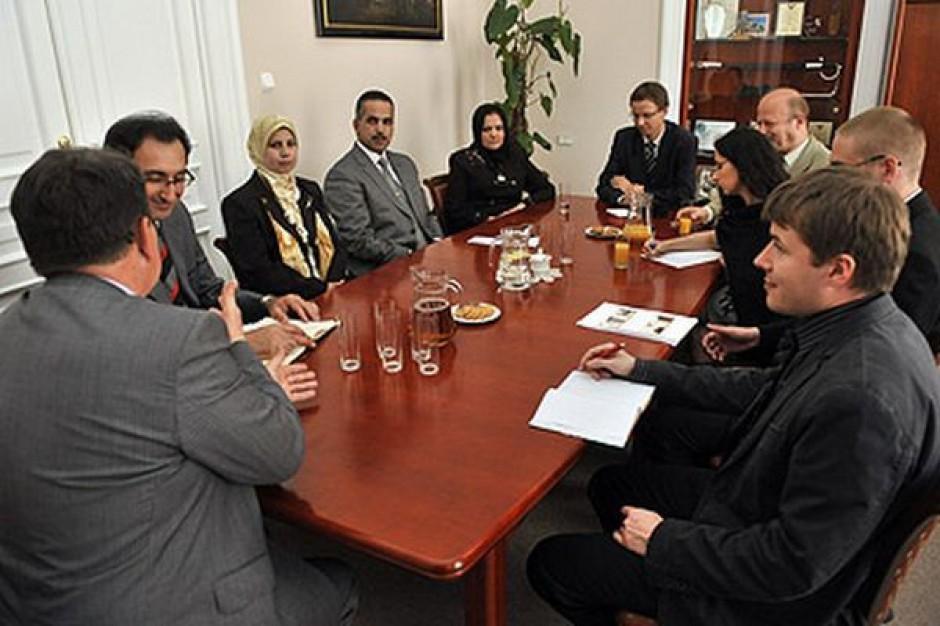 Irak skorzysta z małopolskich osiągnięć w dziedzinie ochrony zabytków