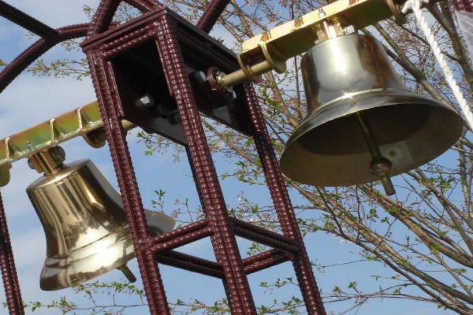 Prace konserwatorskie na nyskiej dzwonnicy