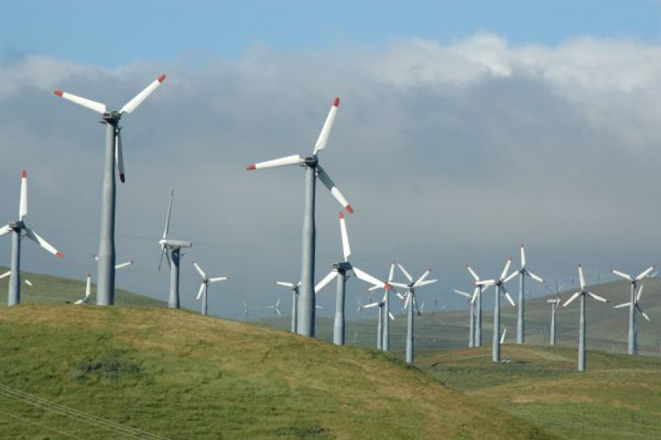 Bez szans na więcej energii z wiatru