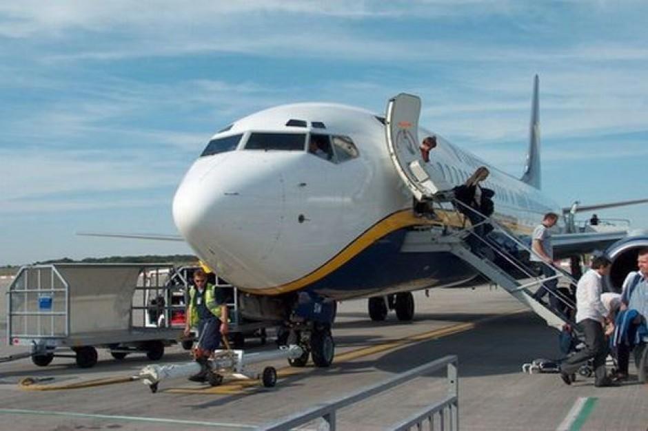 Miasto odda 5 mln zł Ryanairowi