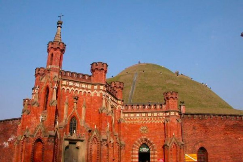 Wzgórze św. Bronisławy zagrożone