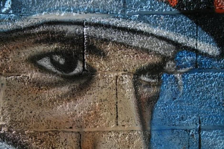 Warszawa w graffiti