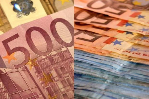 Coraz szybciej bierzemy euro