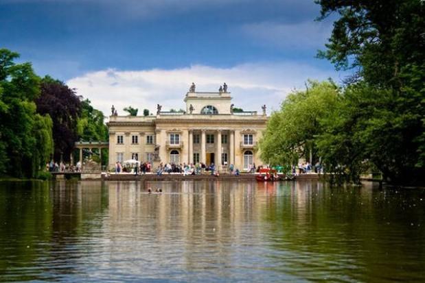 Warszawa bardziej zielona od innych stolic w regionie