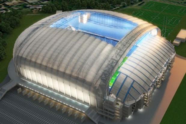 Pierwszy obiekt na Euro 2012 tuż tuż...