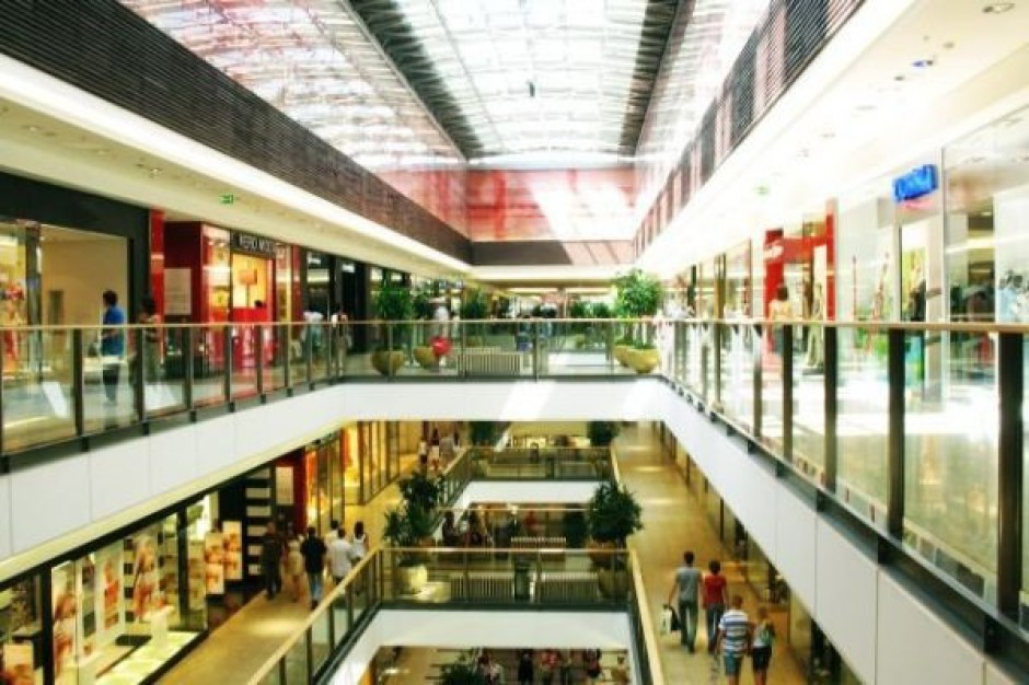 Galeria da ponad tysiąc miejsc pracy