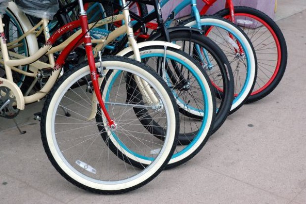 W Warszawie zaroi się od rowerzystów?