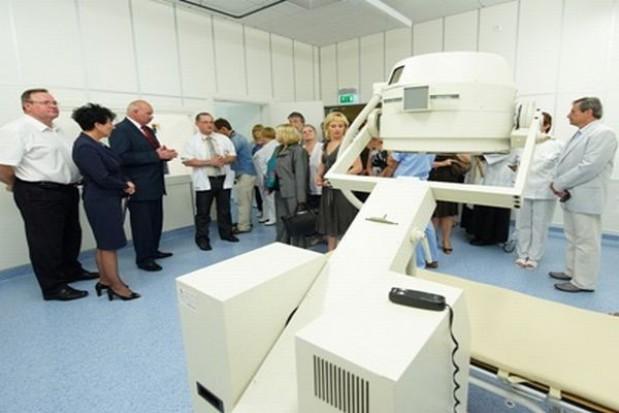 Nowe pracownie w szpitalu św. Łukasza