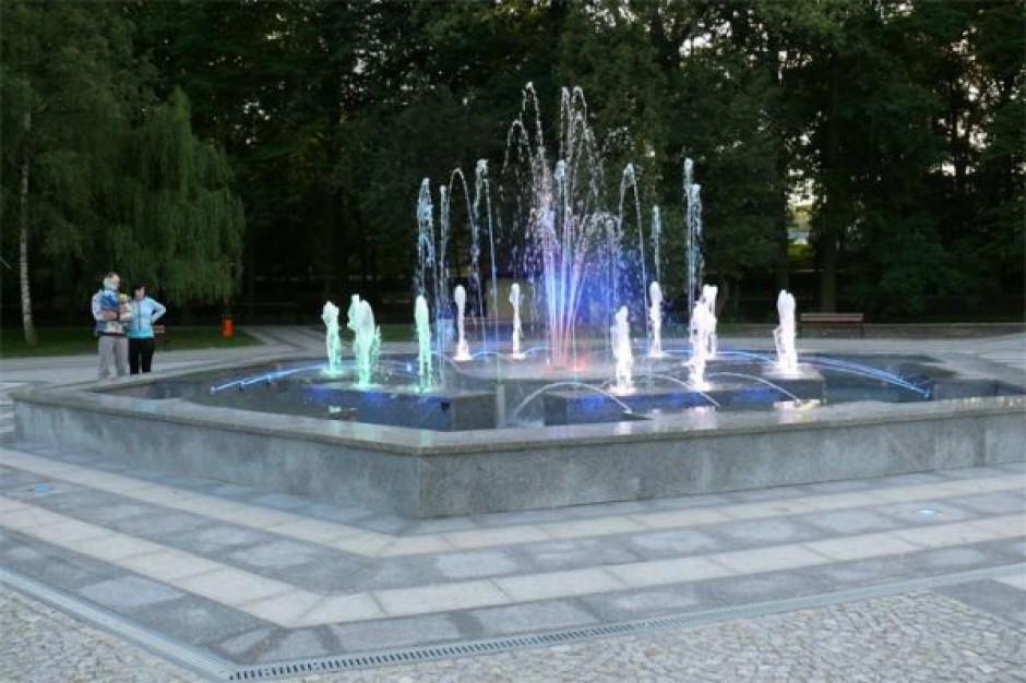 Wypiękniał park w Mogilnie