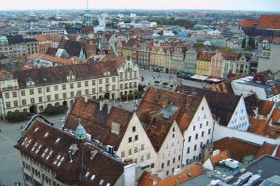 Niejedno centrum we Wrocławiu