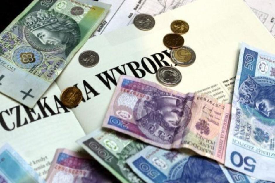 Niezadowoleni z planu finansowego NFZ