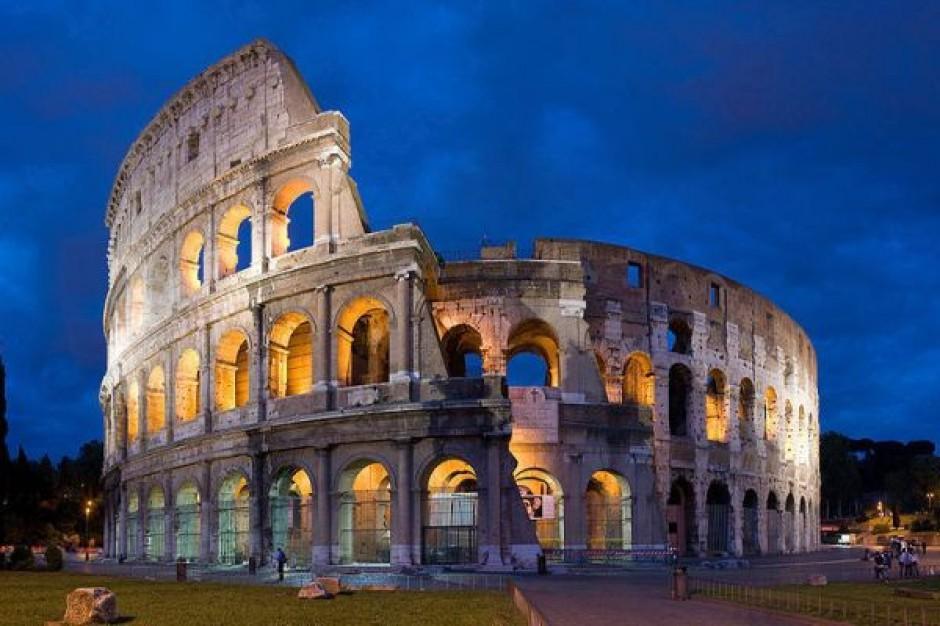 Władze Rzymu szukają sponsorów. Na remont Koloseum!