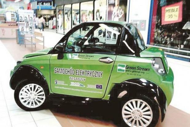 Elektryczne auta dla magistratu