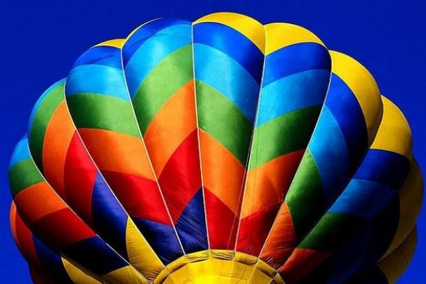50 balonów i sterowców nad Ełkiem