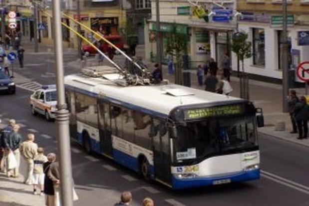 Na ulicach pojawią się  trolejbusy warte 23 mln