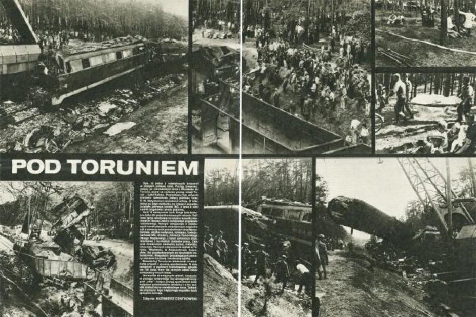 Pamięci ofiar katastrofy w Brzozie