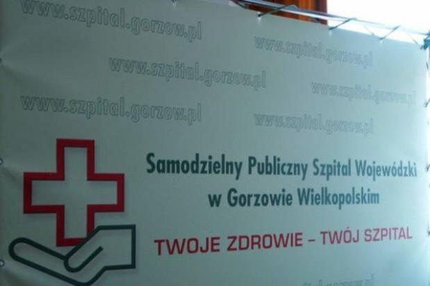 Sejmik zawiesił oddział szpitala