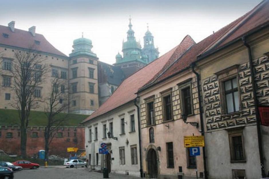 Palcami widziany Kraków