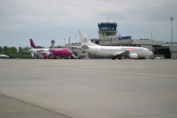 Rekordowe miesiące portu Katowice
