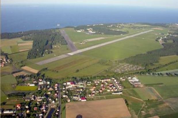 Jest ziemia pod port lotniczy