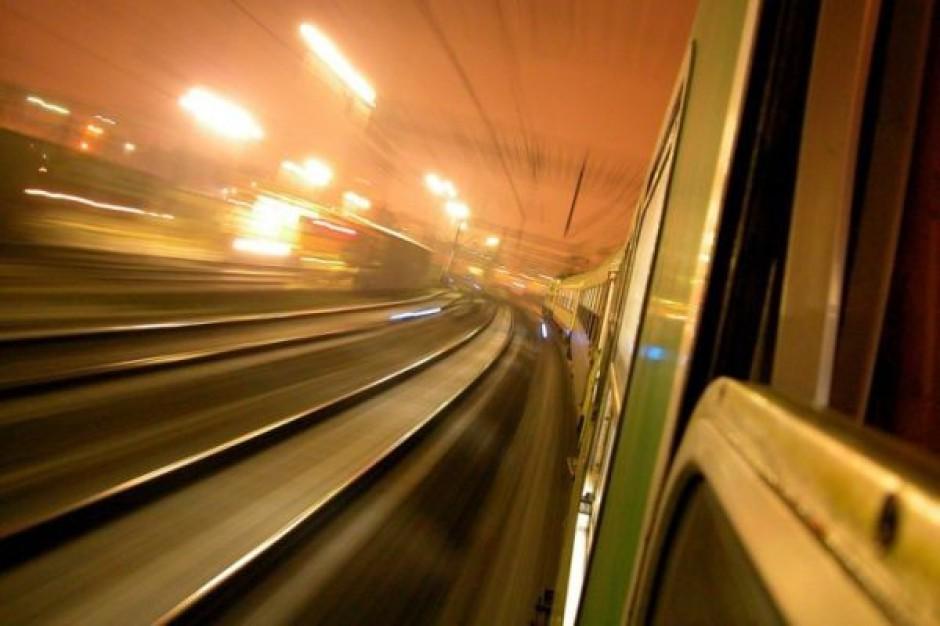 Rząd obiecuje koleje dużych prędkości