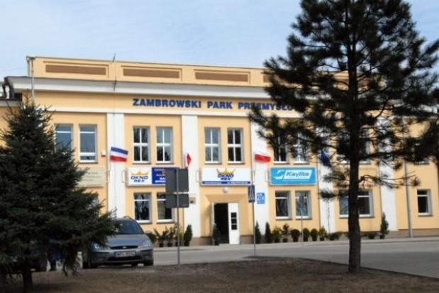 Zambrowski Park Przemysłowy będzie rozbudowany