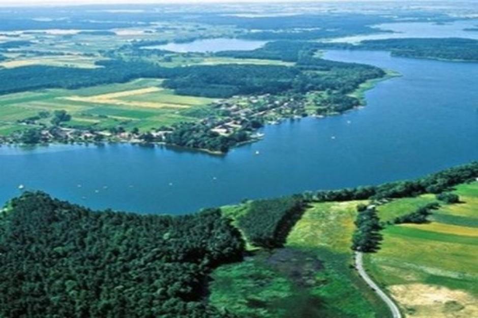 Jeziora połączą się z kanałem