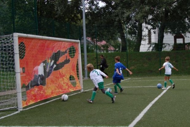 Mata i grajta, czyli wf. po polsku