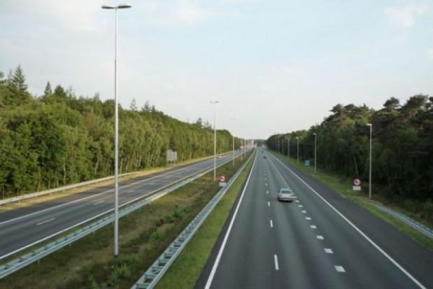 Autostrada na podejrzanych pyłach