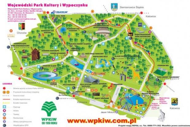 Największy miejski park źle gospodaruje